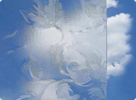 Ornamentove sklo